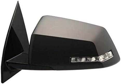 07-14 Acadia Power Non-Heat w//o Turn Signal Folding Mirror Right Passenger Side