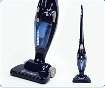 Oreck Vacuum Cleaner The Cord Free ElectrikBroom QuickStick