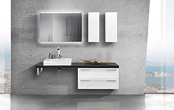 Amazon.de: Design Badezimmer Set mit Waschbecken und ...