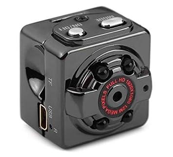 yuyitec Mini cámara grabadora HD Sensor de movimiento Micro USB cámara Full HD 1080p cámara DV