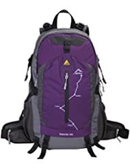 Kimlee Water-resistance Travel Backpack Hiking Daypack Camping Backpack for Outdoor Sports,35L
