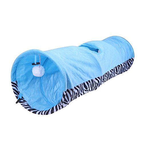 01 Pet Tunnel Cat Play Tunnel Leopard Print Crinkly Cat Fun Long Tunnel Kitten Play Toy Collapsible Coon Cat Tunnel Bulk Cat Toy