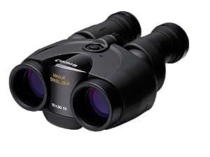 Canon 10x30 IS - Prismático (estabilizador) negro