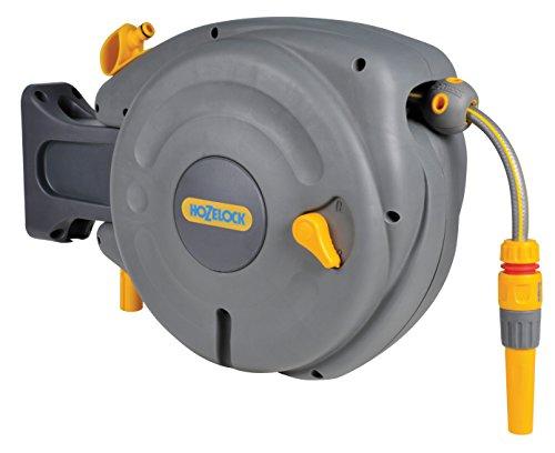 Hozelok 2485 Mini Auto Reel Retractable Hose System With 10 Metres Of Hose