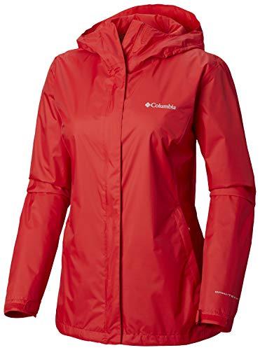 Columbia Women's Plus Size Arcadia II Jacket, Cherrybomb ()