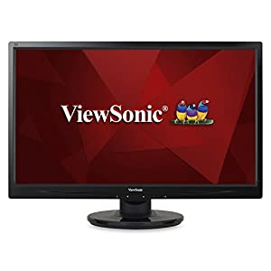 "ViewSonic VA2246M-LED 22"" 1080p LED Monitor DVI, VGA"