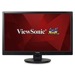 ViewSonic 1080p LED Monitor DVI, VGA