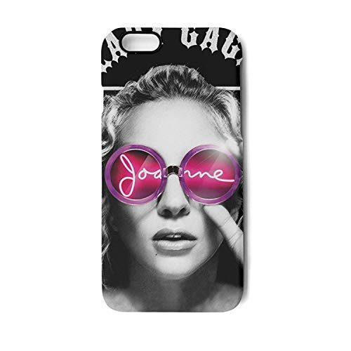 iPhone 8 Plus/7 Plus Case Musician Poster Shock Absorption Technology Bumper Soft TPU Rubber Phone Cover for Apple Cool -