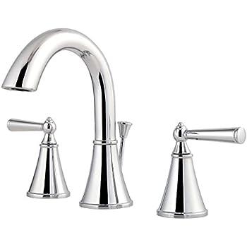 Pfister Saxton 2 Handle 4 Quot Centerset Bathroom Faucet