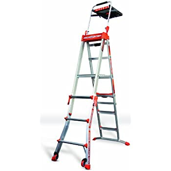 Little Giant Ladder Systems 15009 001 4 Feet To 6 Feet 300