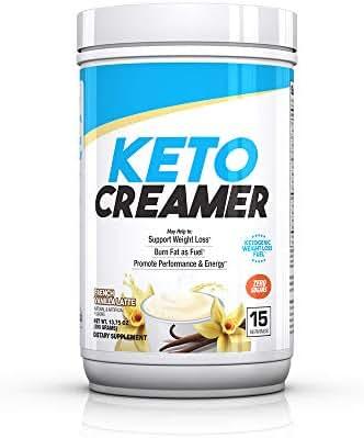 Creamers: BPI Sports Keto Creamer