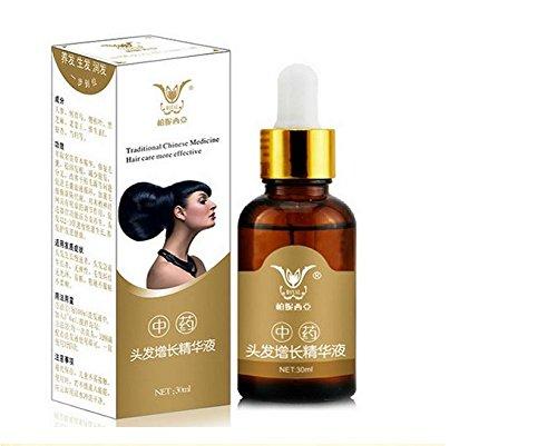 Hair Growth Essence Liquid Chinese Medicine Herbal 30ml by GokuStore Femme Medicine