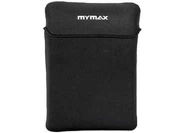 721c27c4c77b0 Capa case para Tablet e Notebook até 13 Polegadas Preto Neoprene Sleeve  Texas Mymax