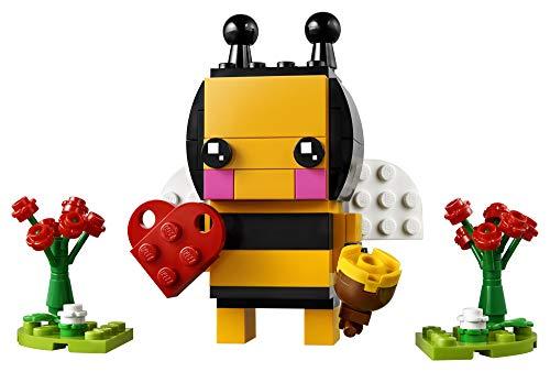LEGO BrickHeadz Valentine's Bee 40270 Building Kit (140 Piece) Building Toys
