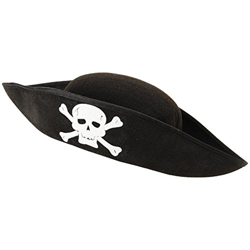 US Toy Felt Pirate Hat -