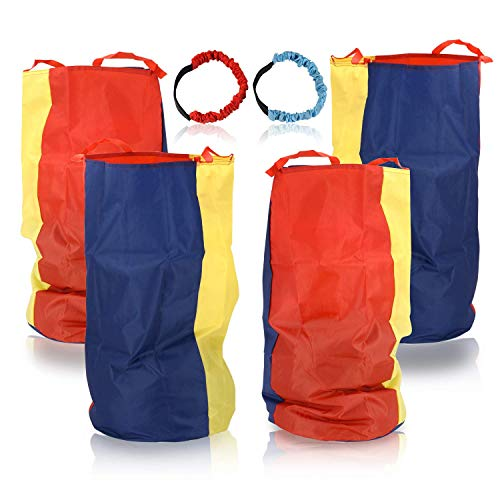(Sumapner Potato Sack Race Bags 34