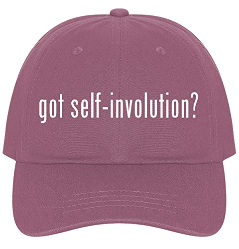 (The Town Butler got self-Involution? - A Nice Comfortable Adjustable Dad Hat Cap, Pink)