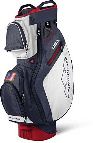 Sun Mountain 2018 Phantom Cart Bag - - Cart Dlx Golf