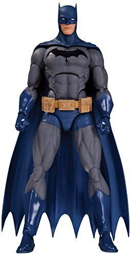 DC Comics Icons: Batman Last Rights Action Figure