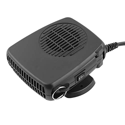 Fltaheroo 2 in 1 Auto Heater Luchtkoeler Ventilator Voorruit Demister 24 V Ontdooster Elektrische Verwarming Draagbare…