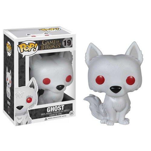 Funko POP! Game of Thrones Ghost Vinyl Figure ()