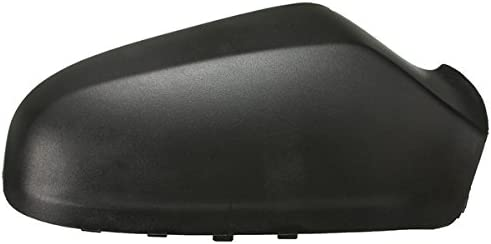 Forspero Door Wing Mirror Right Side Cover Casing Cap Black for VAUXHALL ASTRA H 04-09