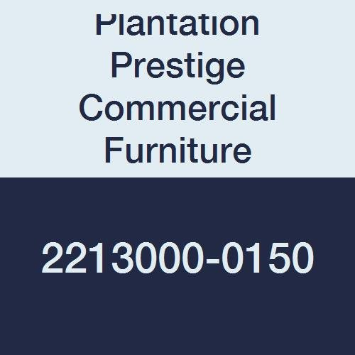 Plantation Prestige Commercial Furniture 2213000-0150 Round Solid Table Top, Steel Material Type, 30'', Charcoal by Plantation Prestige Commercial Furniture