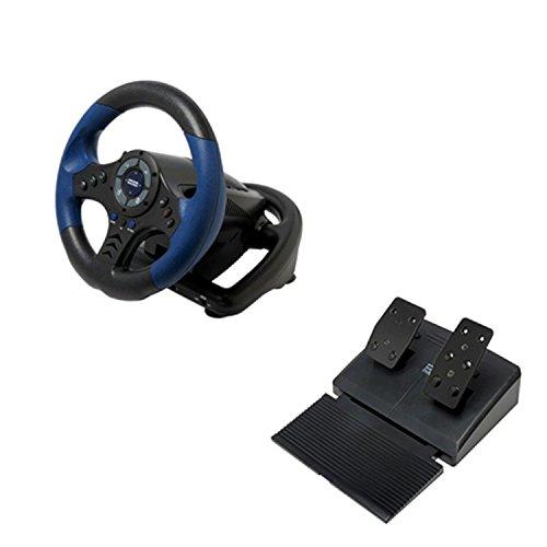 ps4 gaming steering wheel - 9