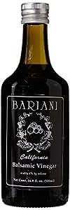 Bariani California Balsamic Vinegar, 6 oz