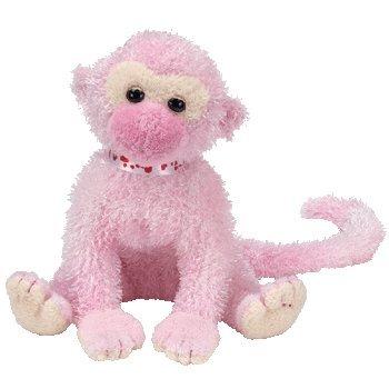 Ty Beanie Babies Poet - Valentine's Monkey