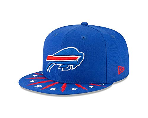 New Era Buffalo Bills 9FIFTY NFL Official 2019 Draft Snapback Hat
