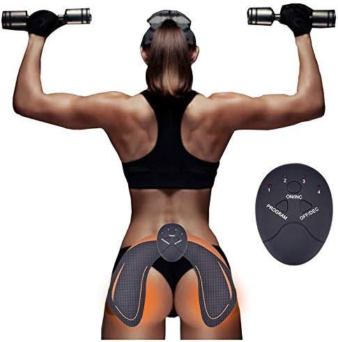 EMS Slimming Massager Hip Trainer Fitness Buttocks Butt Lifting Buttock Toner