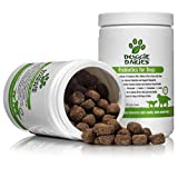 Doggie Dailies Probiotics for Dogs: 225 Soft Chews, Advanced Dog Probiotics with Prebiotics, Relieves Dog Diarrhea, Improves Digestion, Optimizes Immune System & Enhances Overall Health, Made in USA