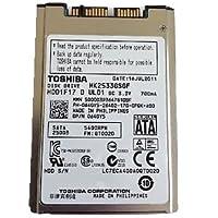 Toshiba MK2533GSG 1.8 SATA Small Form Factor Hard Disk Drive