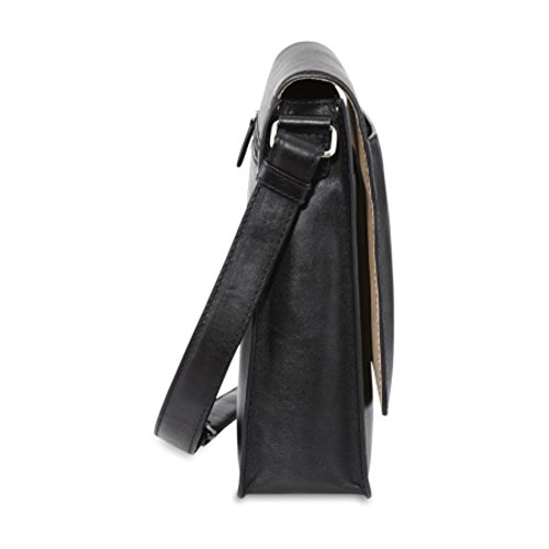 Picard Toscana Bolso bandolera piel 24 cm negro