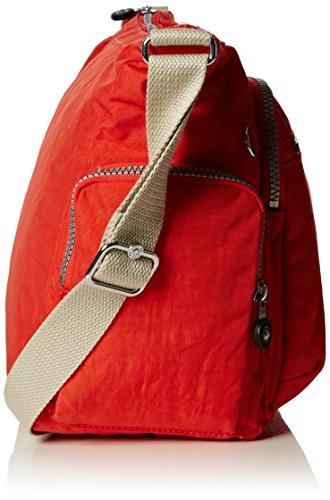 Women's C Shoulder Coral Kipling Rose Gabbie Pink Bag TqRwfPv