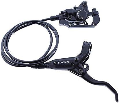 Riscko Freno Hidráulico Bicicleta Trasero 130 cm: Amazon.es ...