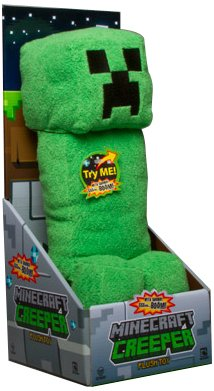 Peluche Minecraft [Creeper]