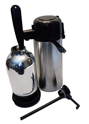 AIR POT CLEANER, AIRPOT BRUSH 16 INCH, 100% RECYCLED MADE IN USA by GK BRUSH US (Image #1)