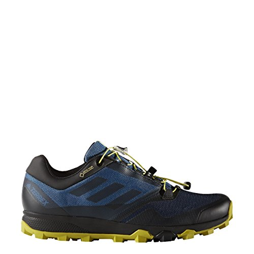adidas Terrex Trailmaker Gtx, Zapatos de Senderismo para Hombre Azul (Azubas/negbas/limuni)