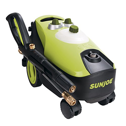 Sun Joe SPX3200 GO ANYWHERE Electric Pressure Washer 1.76 GPM | 14.5-Amp | 2030 PSI (Max) (Best Small Power Washer)