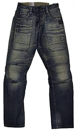 6988db342453 G-STAR Army Lumber Classic Herren Jeans Gr 26 32, Größe 26 32 ...