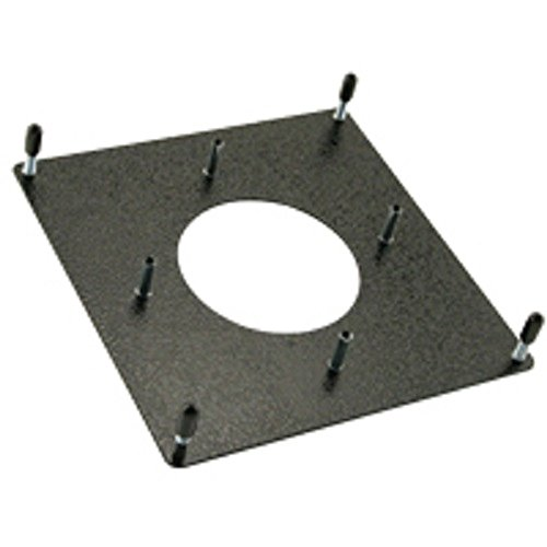 Arcade Game 3 Inch Trackball Metal Mounting Kit by (3 Inch Trackball)