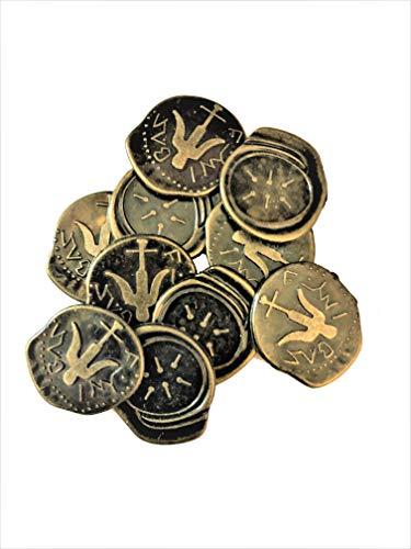 (Coin-Widows Mite Coin Replica (10 Pack))