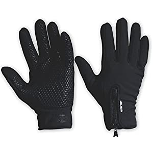 Mountain Made Outdoor Gloves for Men & Women, Black, Small
