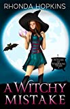 Amazon.com: A Witchy Mistake (Witches of Whispering Pines Paranormal Cozy Mysteries Book 1) eBook: Hopkins, Rhonda: Kindle Store