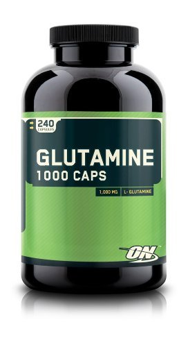 Optimum Nutrition Glutamine 1000Mg 360 Caps