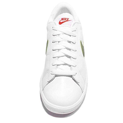Zapatillas Nike Tennis Classic Verde Blanco