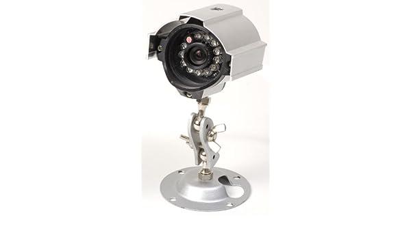 Q-See QD28414W - Cámara de vigilancia (510 x 492 Pixeles, 1/50-1/100000, CCD, 25,4/4 mm (1/4