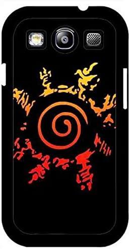 Coque Samsung Galaxy S3 Noir,Naruto Coque de Protection pour ...